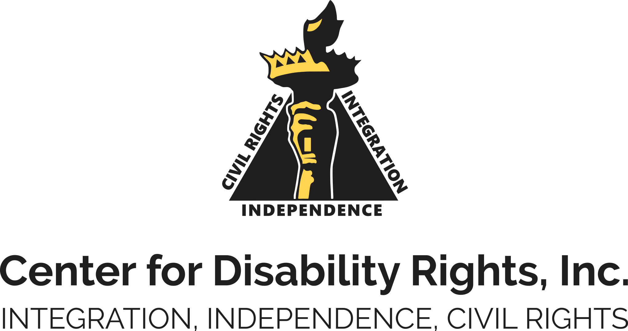 Logo of the Center for Disability Rights